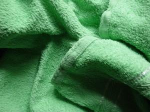Handtuch, mint