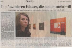 General-Anzeiger Bonn 10.02.2009