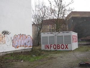 Schüchterne Kiste...